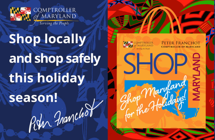 Shop Maryland for the Holidays!